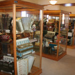 Accordian Collection at Dargaville Museum