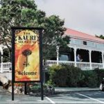 Kauri Museum Entrance