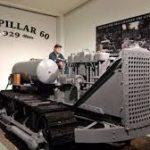 Industry machinery Caterpillar